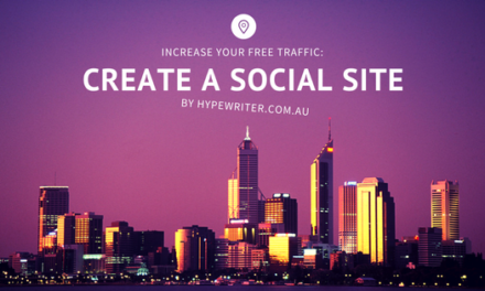 Create a Social Site and Increase Your Free Traffic