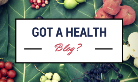 Is Your Health & Wellness Blog Making You Money?